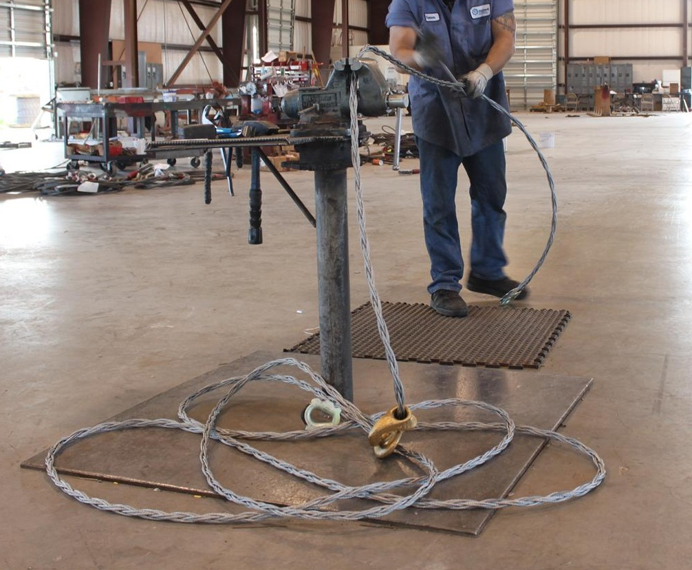 Wire Rope Slings | Wire Rope Sling Inspection | Kennedy Wire Rope ...