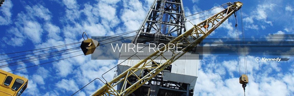 Lifting and Rigging Supplies | Wire Rope Supplier | Kennedy Wire