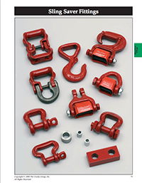 Sling Saver Fittings