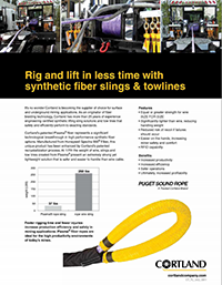 Sling Towlines Flyer Mining