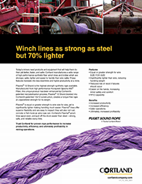 Winch Lines Flyer Mining