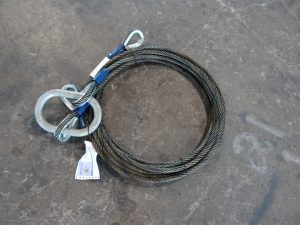 Braided Wire Rope Slings