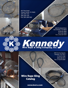 Wire Rope Sling Catalog