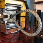 WIRE ROPE PRESSING