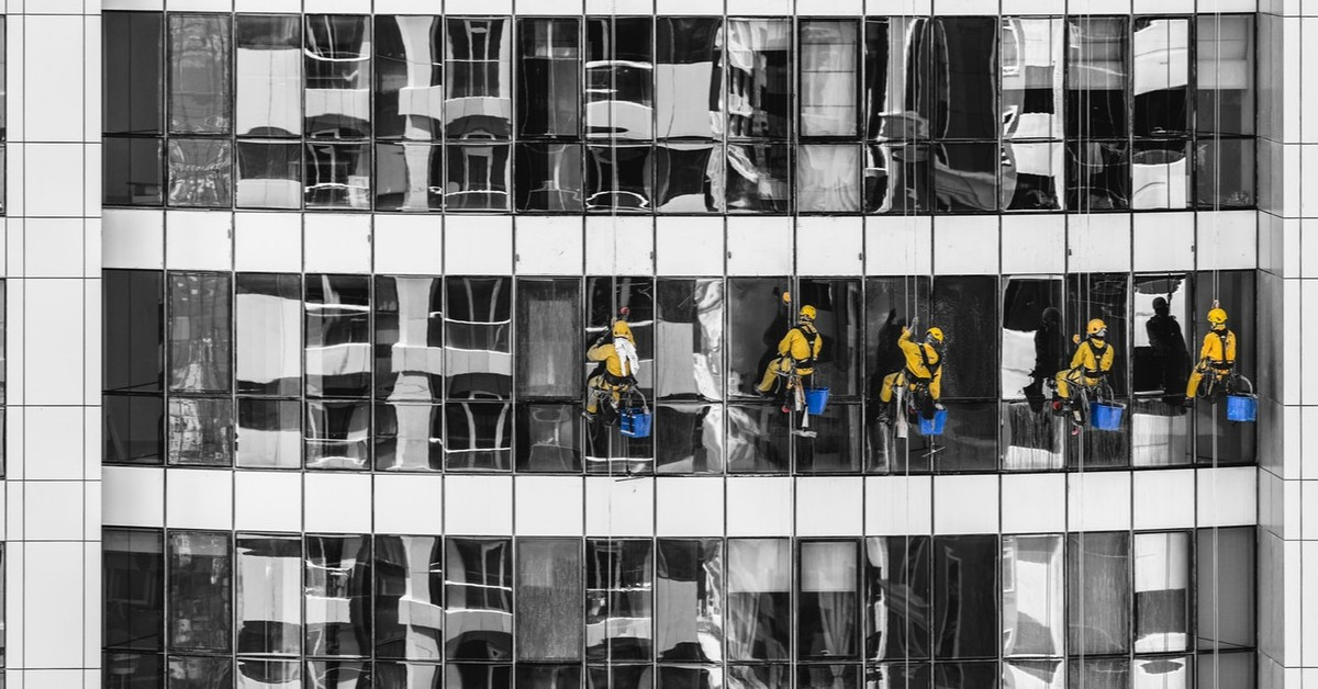 fall prevention for window cleaners kennedy wire rope and sling co